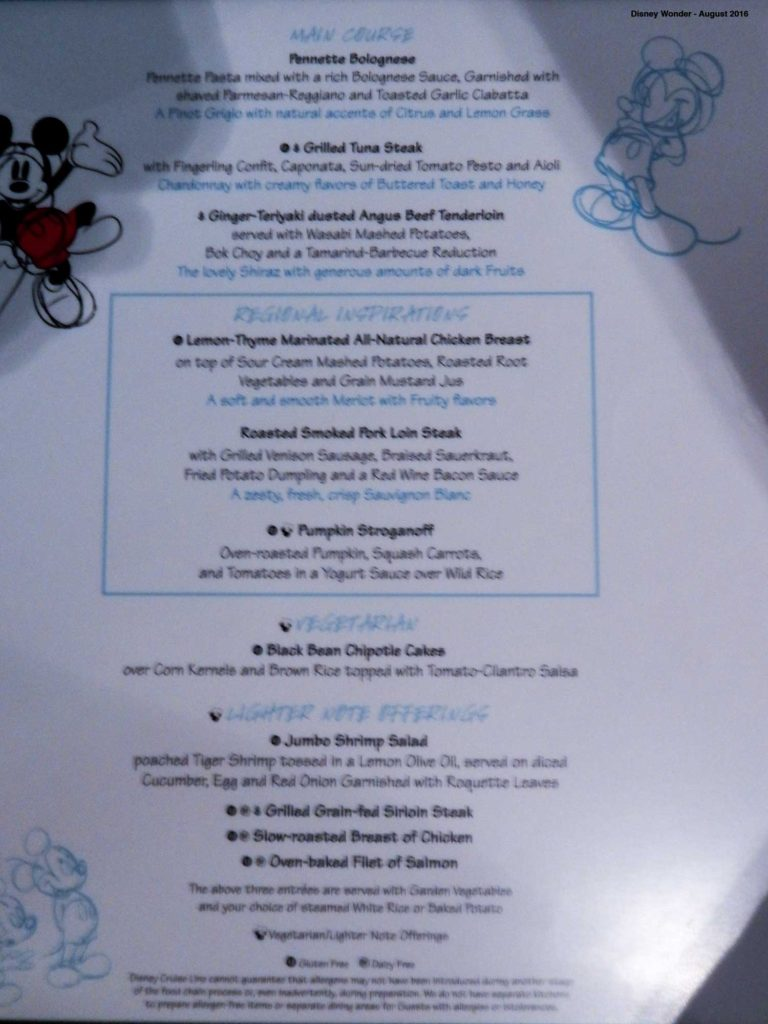 Animators Palate Menu B Wonder August 2016