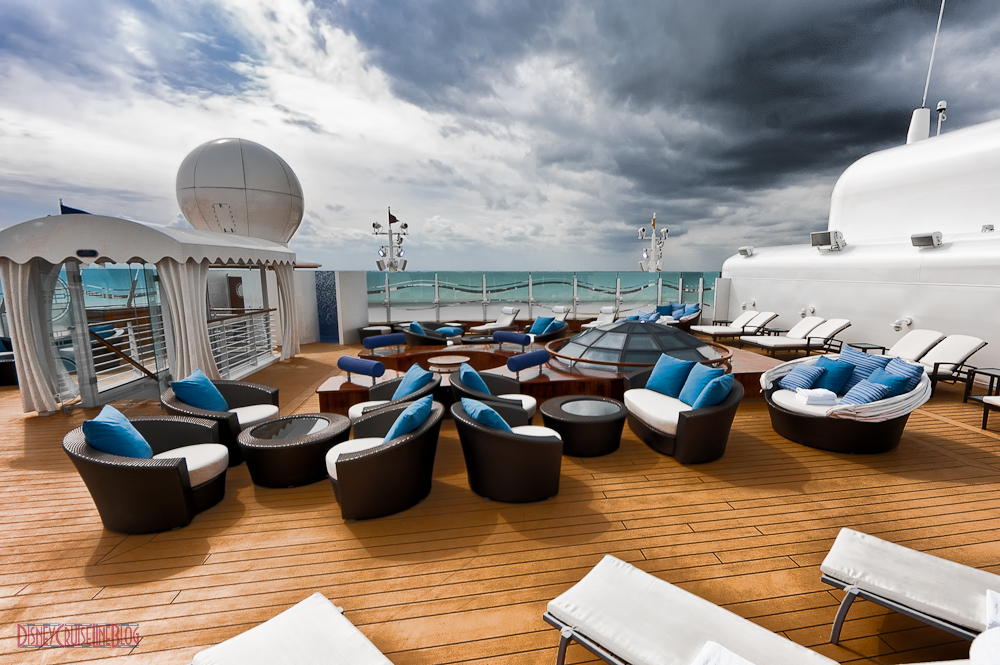 Image result for private deck on cruise ship