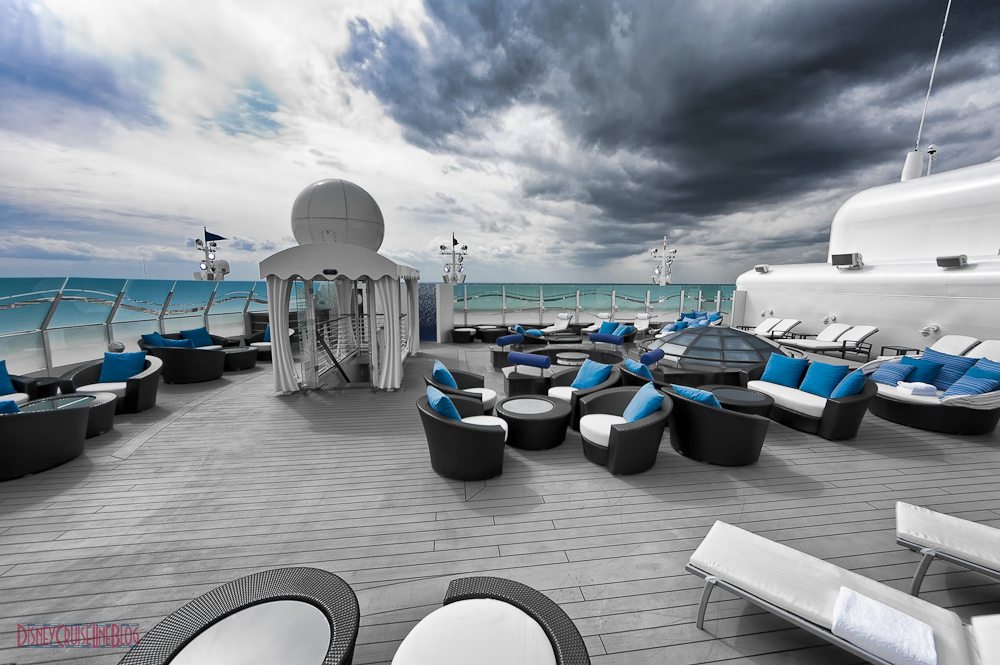 Disney Dream's Concierge Private Sundeck II