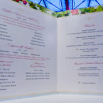 Enchanted Garden Dessert Menu