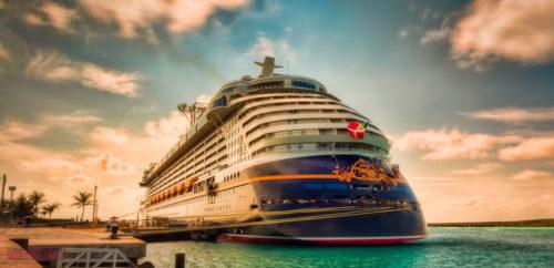 Disney Cruise Line's Disney Dream • Sun Kissed Dream