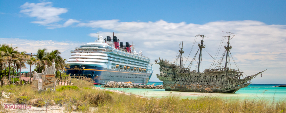 Disney Cruise Line's Disney Wonder