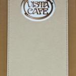Vista Cafe - Menu