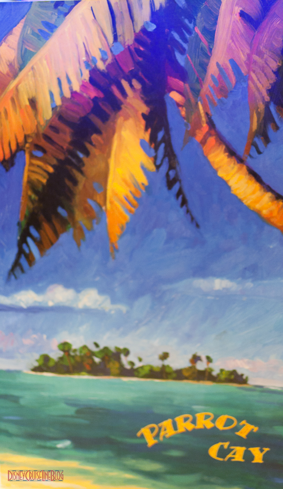 Parrot Cay Menu (2011) - Menu