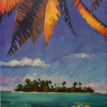 Parrot Cay Desert Menu (2011) - Menu