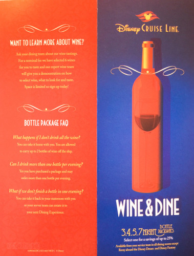 Wine & Dine Bottle Packages Cover April 2015 Med