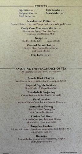 Cove Cafe Menu Side 1 April 2015 Med