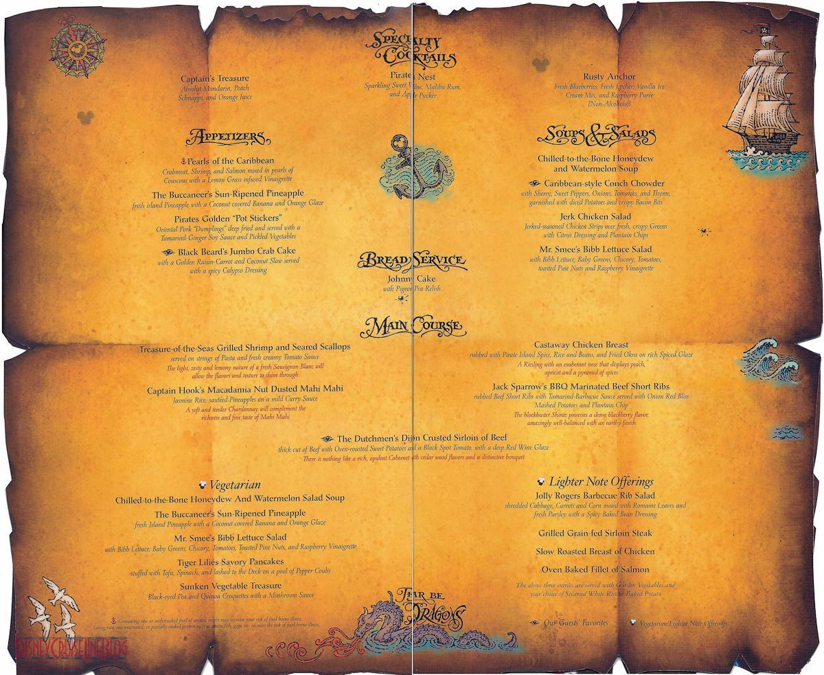 Disney Fantasy Personal Navigator Party Invitations Ideas