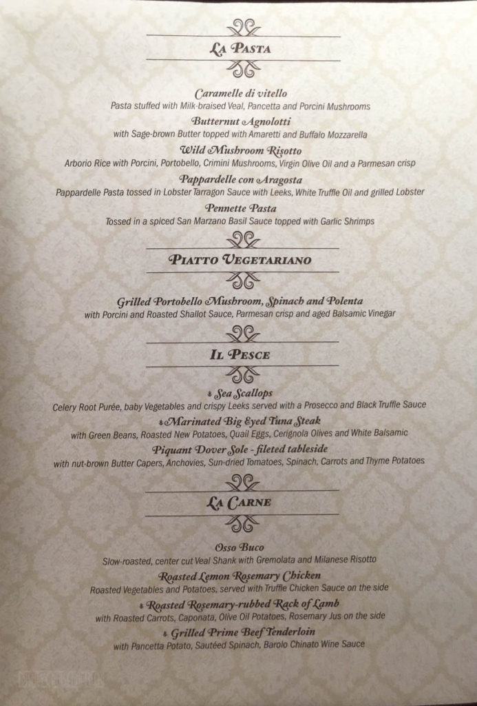Palo Wine Menu Fantasy June 2016