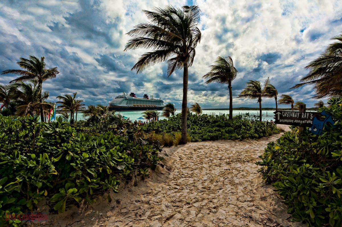 Castaway Ray's Stingray Adventure at Castaway Cay