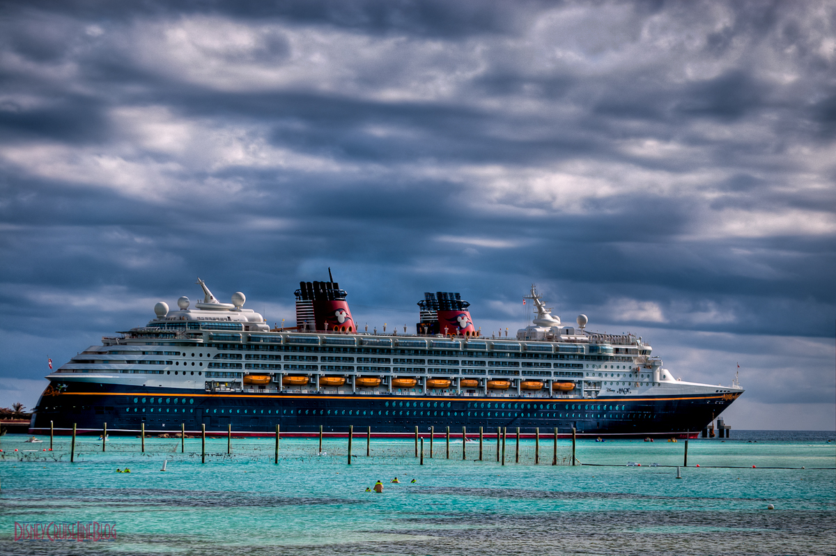 Its All In The Details The Mystery Of The Black Hull Is It - Pictures of the disney magic cruise ship