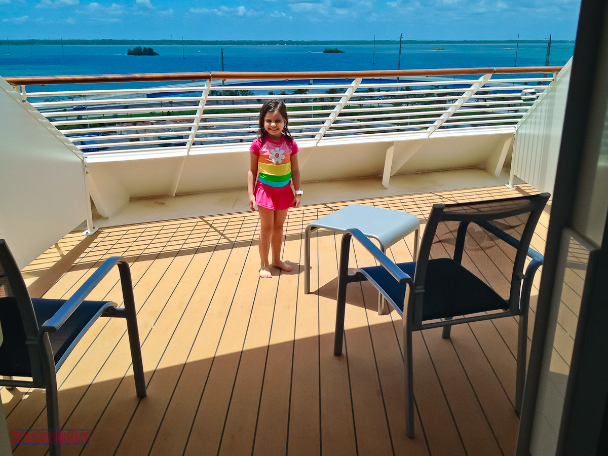 Disney Fantasy 5e Deluxe Oceanview Stateroom With Huge