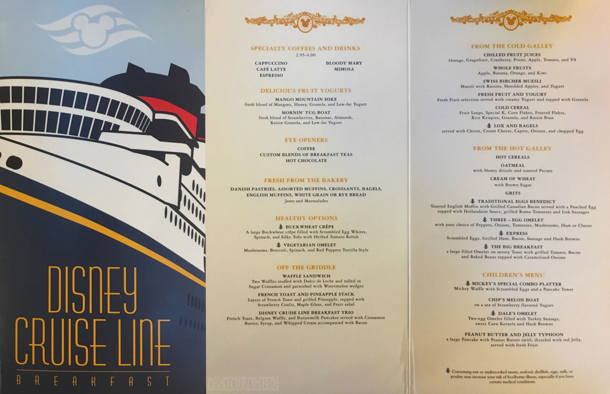 Prime A Wonder Fully Massive Menu Update The Disney Cruise Line Blog Download Free Architecture Designs Philgrimeyleaguecom
