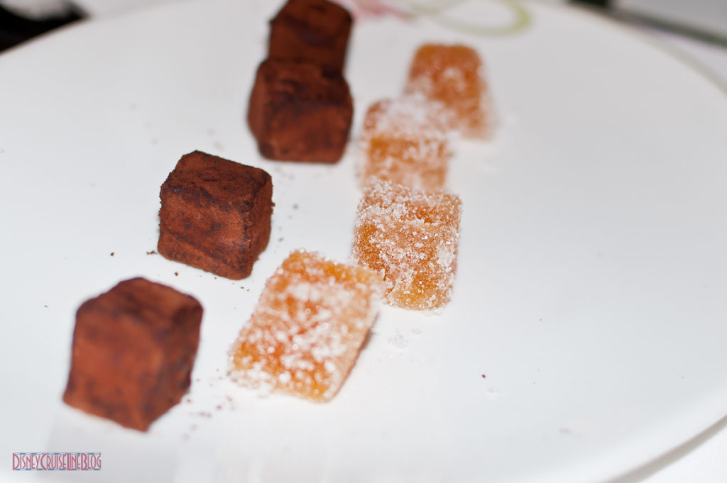 Enchanted Garden - Chocolate Fudge & Mango Turkish Delights