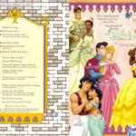 Prince and Princess Dinner - Children's Menu