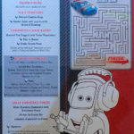 Fantasy Kids Dinner Menu Tuesday Cars March 2019