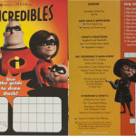 The Incredibles - Sunday