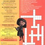 Mickey Check Childrens Menus Magic February 2015 Incredibles Sunday
