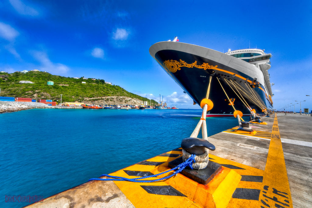Disney Fantasy in St. Maarten