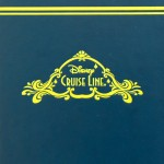 Disney Cruise Line - Drink Bar Menu Cover
