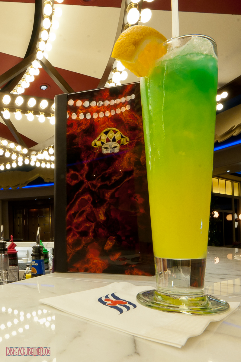 Alcoholic Drink Of The Day Disney Cruise