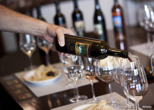 Lasseter Family Winery Wine Tasting