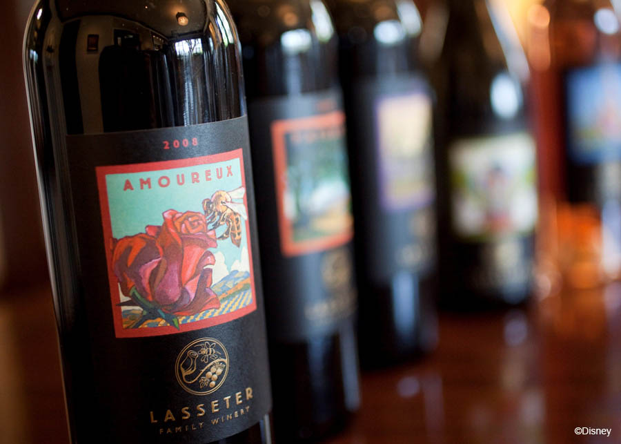 Lasseter Family Winery Wines
