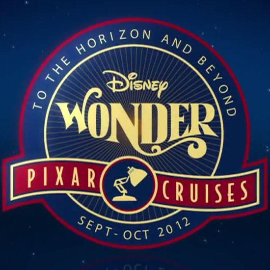Pixar Cruise Logo