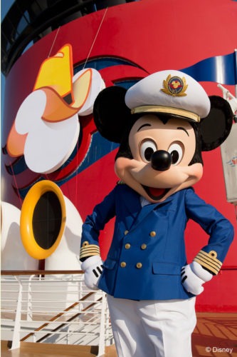 Captain Mickey Tips His Hat to Galveston II