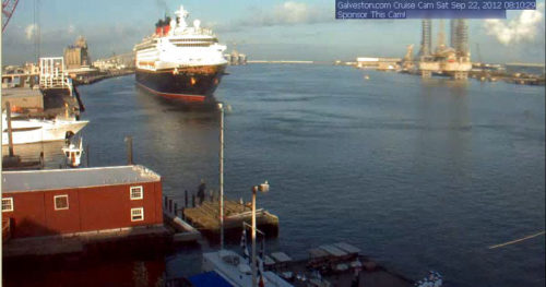Disney Magic Arrives In Galveston