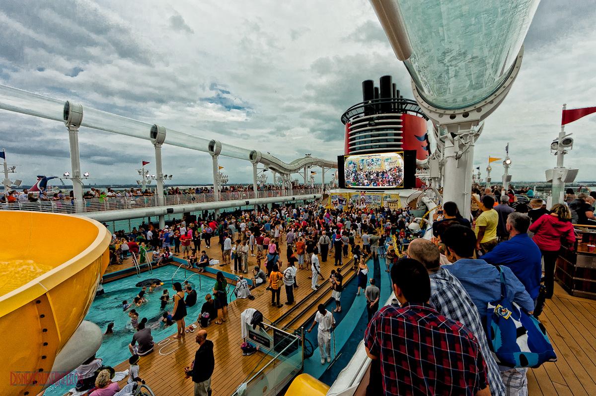 Disney Cruise Line Earns High Marks From U S News Amp World