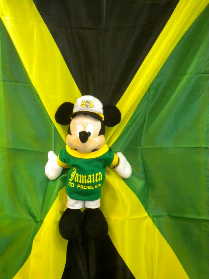 Captain Mickey in Jamaica