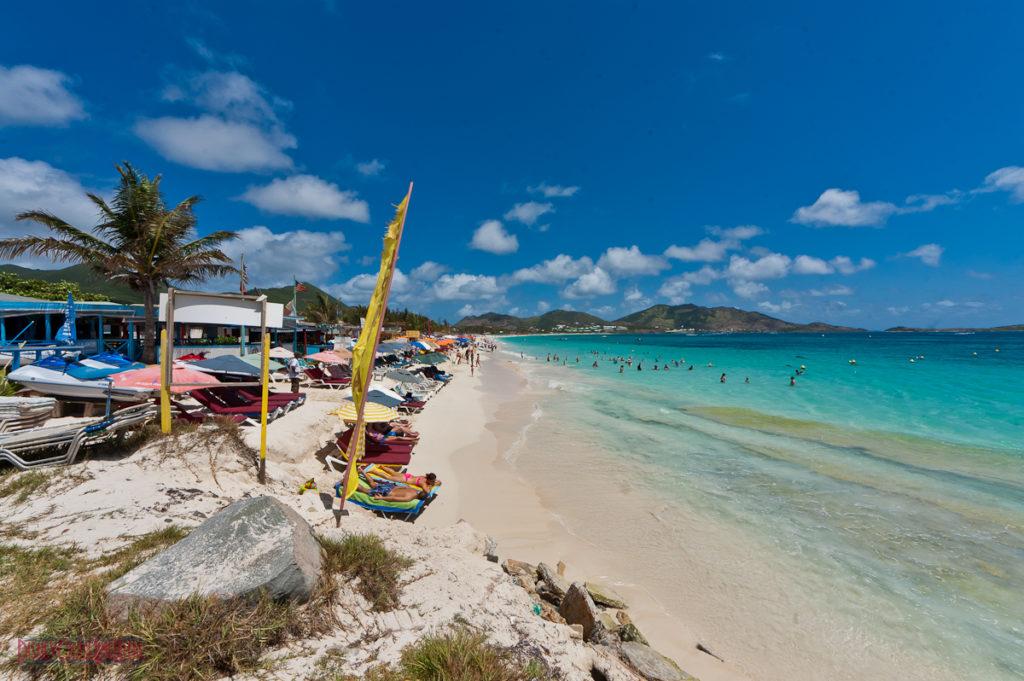 Bernard's Tours - Orient Bay Beach