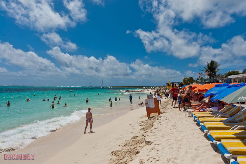 Bernard's Tours - Orient Bay Beach (Nude Side)