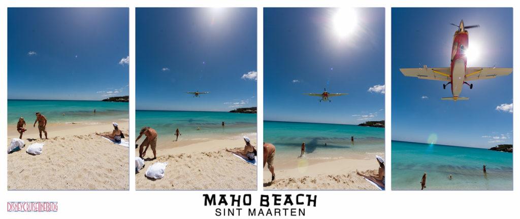 Bernard's Tour's - Maho Beach - Arrivals