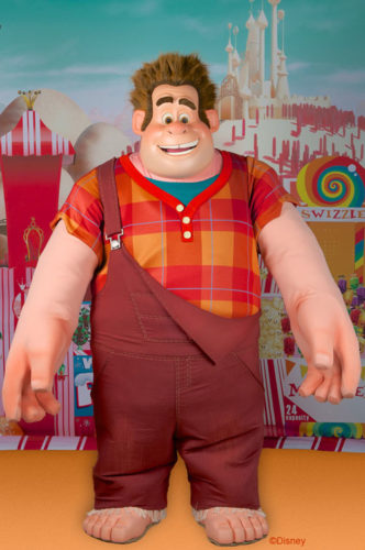 Wreck-It Ralph Character Meet and Greet