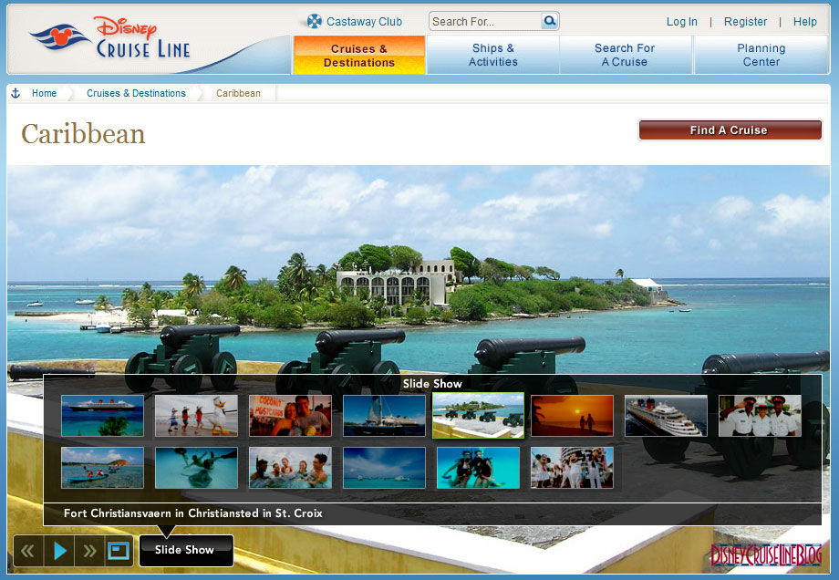 DCL New Caribbean Ports - St-Croix