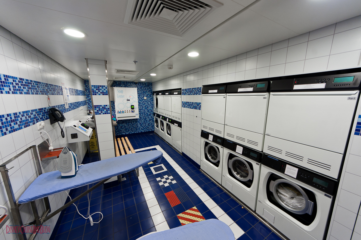 Onboard self and full service laundry and dry cleaning the disney disney fantasy self service laundry forward starboard laundere solutioingenieria Images