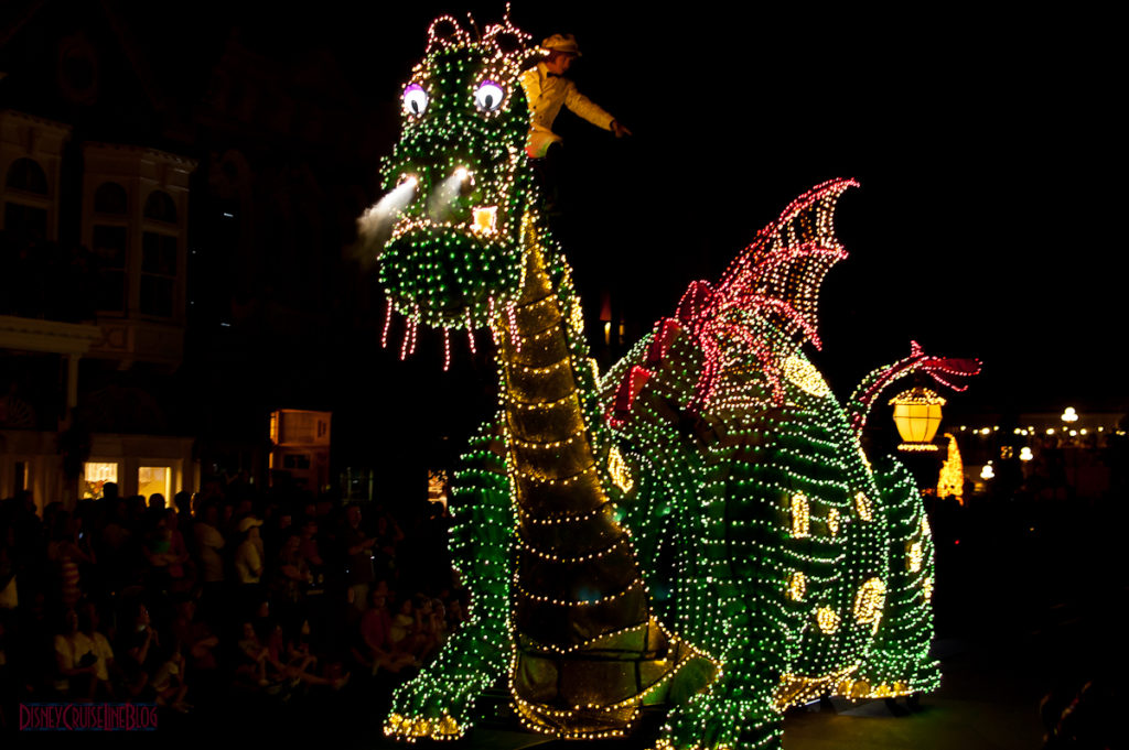 Main Street Electrical Parade - Pete & Elliot