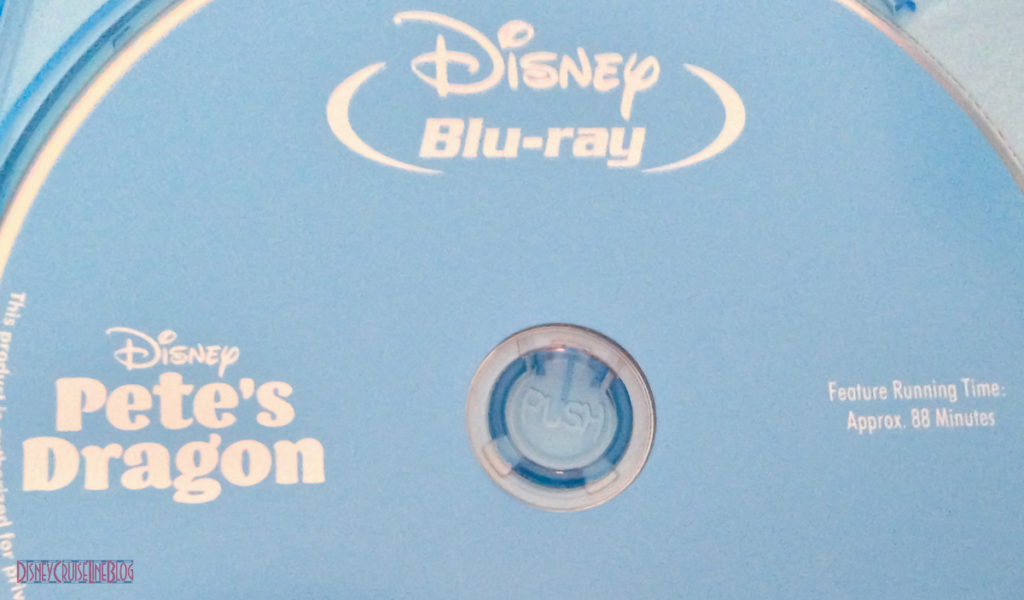 Pete's Dragon Blu-ray Runtime Misprint