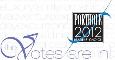 Porthole Magazine 2012 Reader's Choice Awards Logo