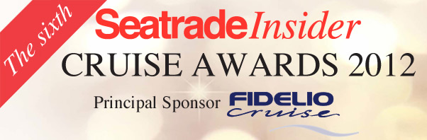 Seatrade Insider Cruise Awards 2012 Logo