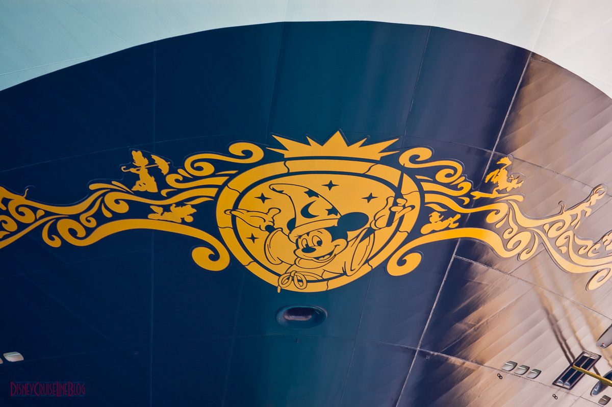 Disney Fantasy Bow Sorcerer Mickey The Disney Cruise Line Blog