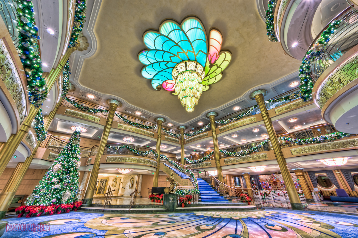 very merrytime cruise dates revealed for 2015 the disney cruise line blog - When Do Cruise Ships Decorated For Christmas