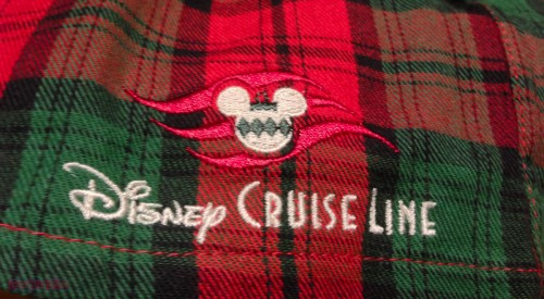DCL 2012 Holiday Merchandise - Holiday Logo