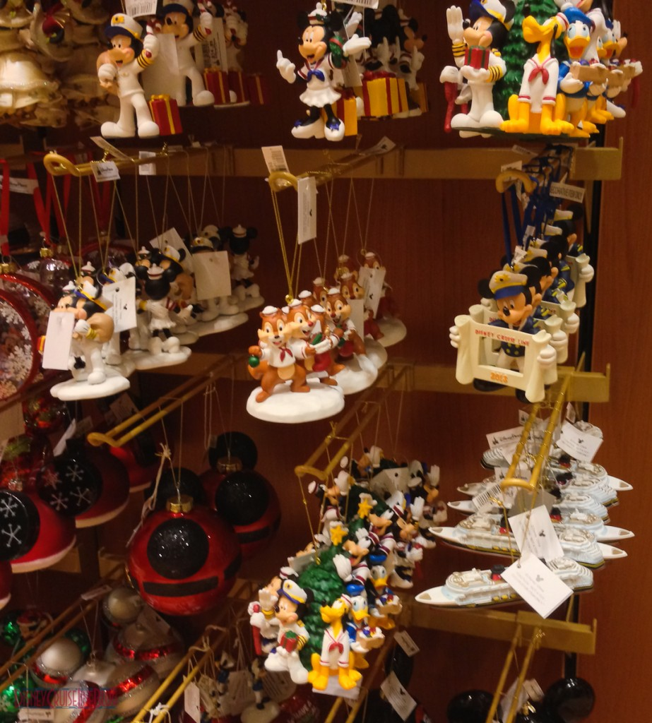 DCL 2012 Holiday Merchandise - Misc Ornaments