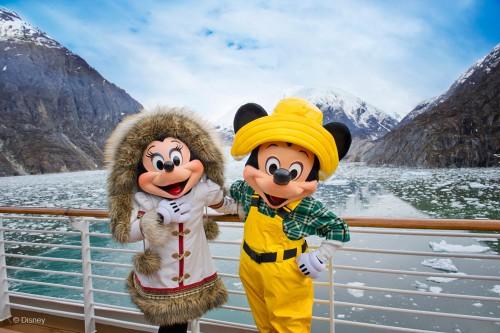 Alaska Mickey & Minnie