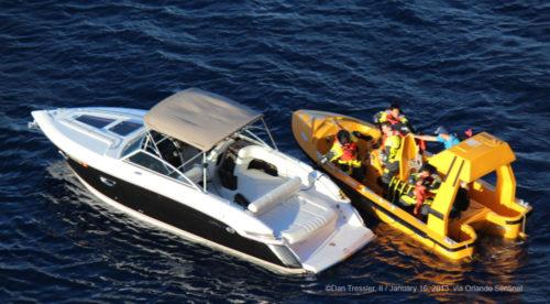 Dream Bahamas Boat Rescue 2013 ©Dan Tressler, II