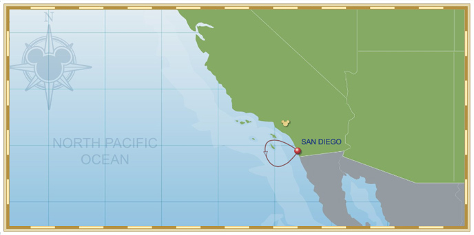 Disney Cruise Line Announces Fall 2015 Itineraries Featuring A Return To Hawaii And Texas The