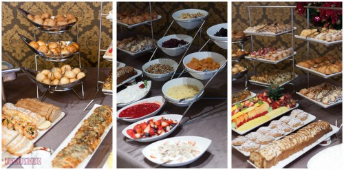 Palo Brunch - Breads, Fruits, Nuts & Pastries